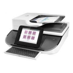 HP Digital Sender Flow 8500fn2 - scanner de documents - modèle bureau - USB 2.0, Gigabit LAN, USB 2.0 (Host)