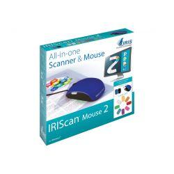 IRIS IRIScan Mouse 2 - scanner à main - de poche - USB 2.0
