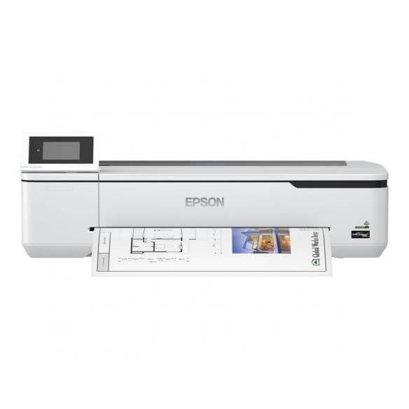 Imprimante Epson SureColor SC-T3100N - imprimante grand format - couleur - jet d'encre