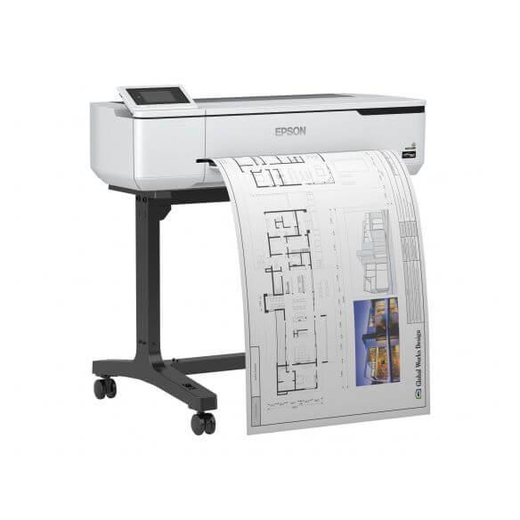 Imprimante Epson SureColor SC-T3100 - imprimante grand format - couleur - jet d'encre