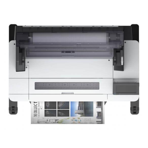 Imprimante Epson SureColor SC-T3400N - imprimante grand format - couleur - jet d'encre