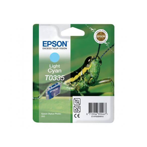 Consommable Epson T0333 - magenta - originale - cartouche d'encre