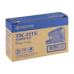 Kyocera TK 1115 - noir - originale - cartouche de toner