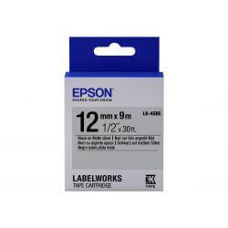 Epson LabelWorks LK-4SBE - bande d'étiquettes - 1 rouleau(x) - Rouleau (1,2 cm x 2,9 m)