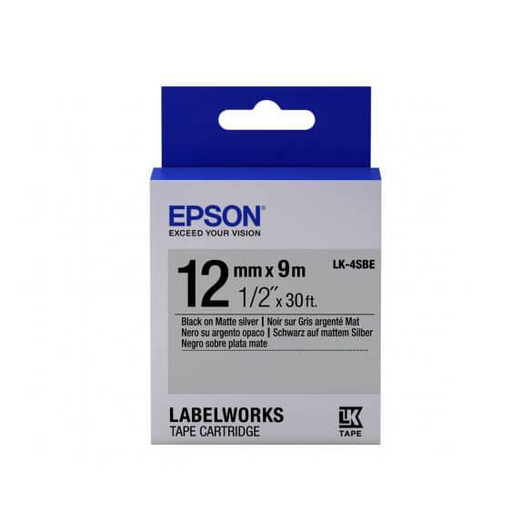 Imprimante Epson LabelWorks LK-4SBE - bande d'étiquettes - 1 rouleau(x) - Rouleau (1,2 cm