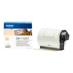Brother DK-11247 - étiquettes - 180 étiquette(s) - 103 x 164 mm