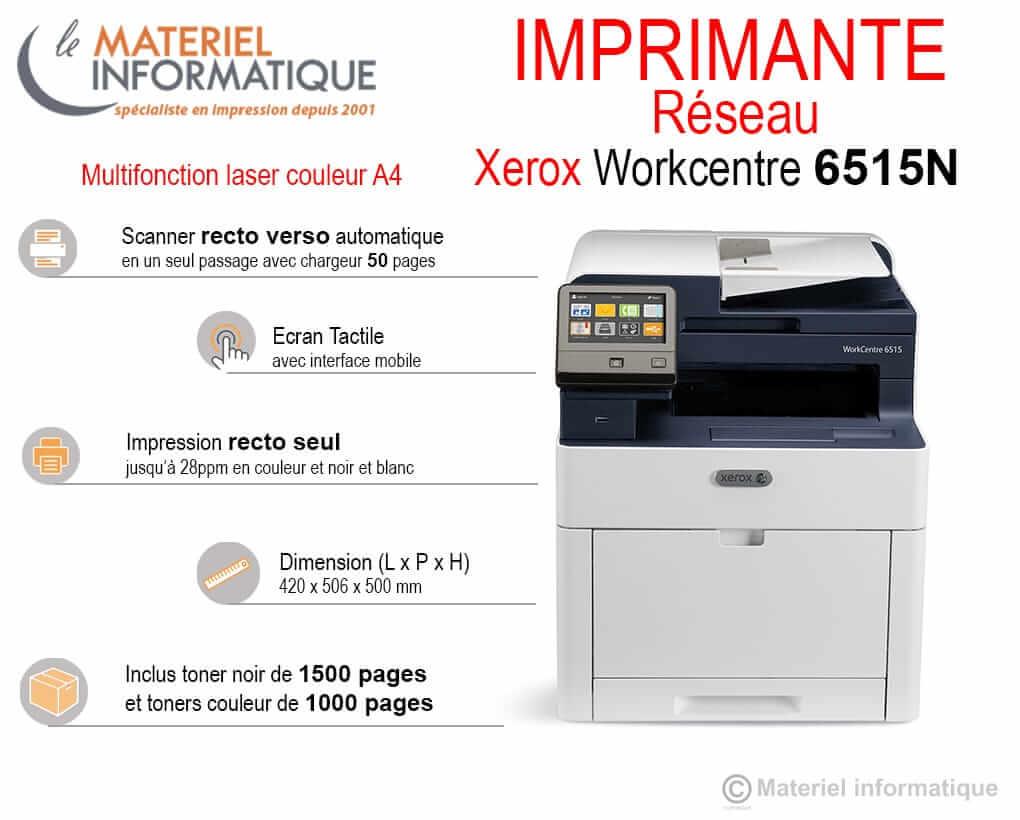 imprimante xerox professionnelle