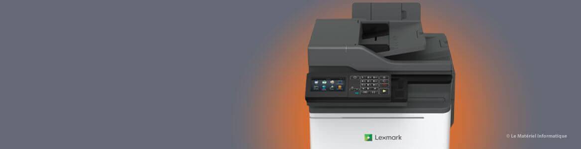 Imprimante multifonction laser couleur 4-en-1 wifi recto-verso, garantie 4 ans par le fabricant.