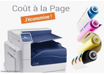 J'imprime et j'économie